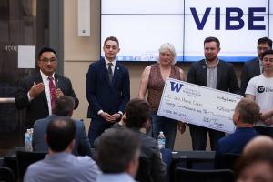 Tart Cider wins VIBE award